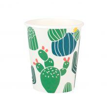 Pappbecher Kaktus