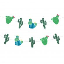 Girlande Kaktus