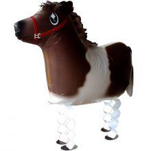 Pferd-Airwalker-Ballon