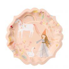 Meri Meri Teller Prinzessin Magical Princess