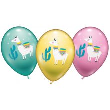 Luftballons Lama
