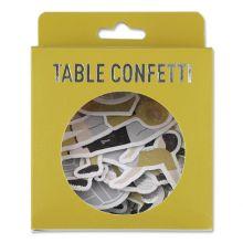 Table Confetti Fussball