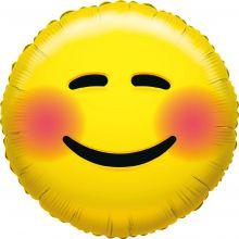 Folienballon Emoji Glow