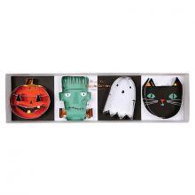 Plätzchen Ausstecher Halloween-Charaktere