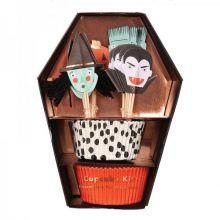 """Cupcake-Set """"Halloween"""""""