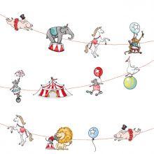 Girlande Zirkus