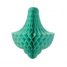 XL Wabenball_Ornament_mint